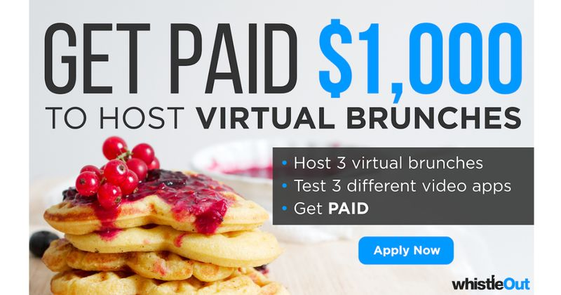Virtual Brunch Competitions