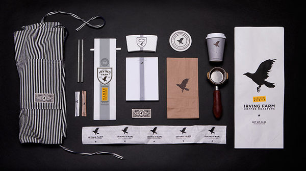 Bird-Like Coffee Branding