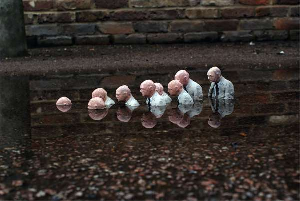 Mini People as Art