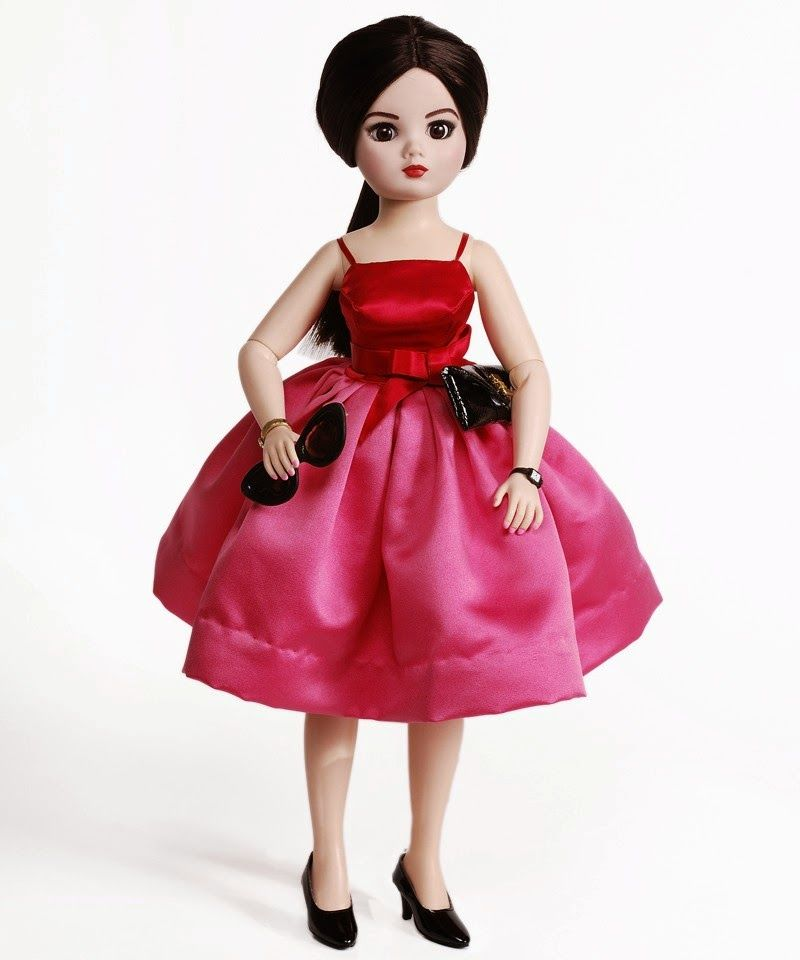 Fashion Designer-Inspired Dolls