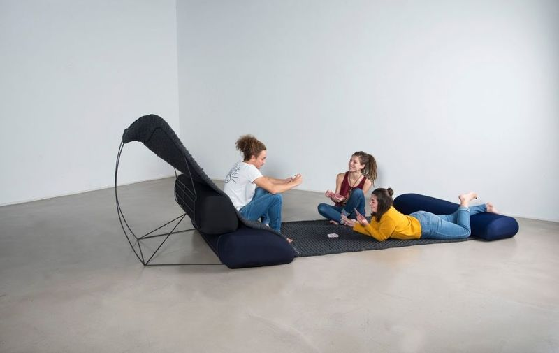Artistic Three-in-One Sofas
