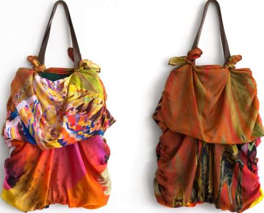 Psychedelic Satchels