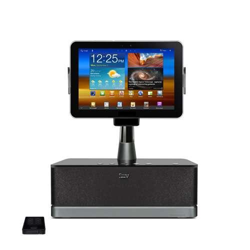 Tilting Tablet Amplifiers