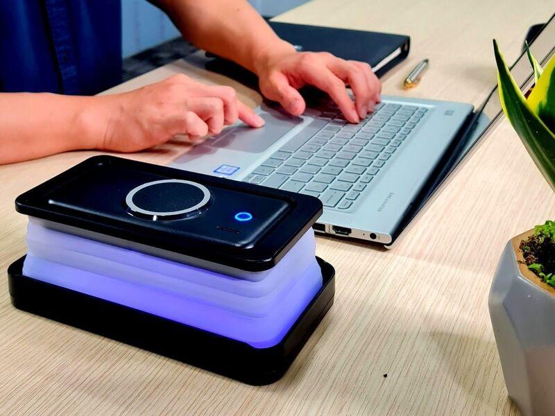 Portable UV-C Sterilizers