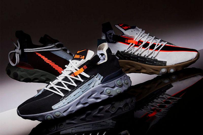 Water-Resistant Sneakers