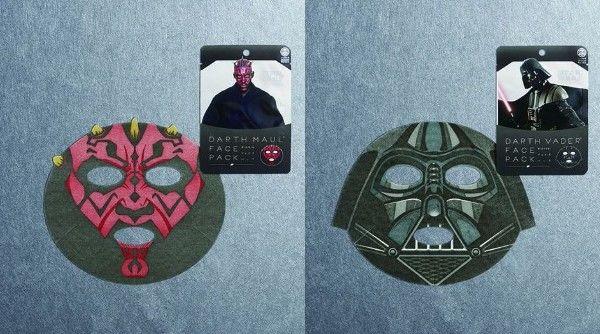 Sci-Fi Skincare Masks