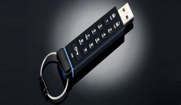 Uncrackable Flash Drives