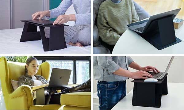 Paper-Thin Laptop Desks