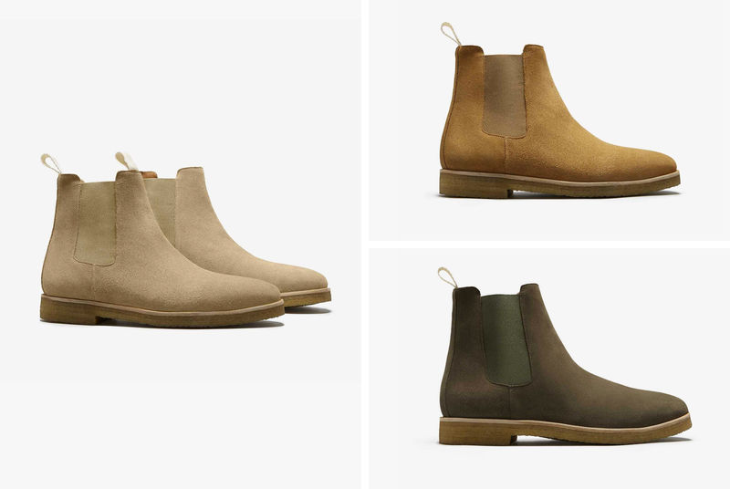 Classic Tuscan Suede Boots