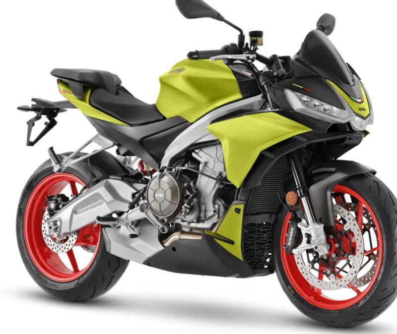 Illustrious Italian Motorbikes
