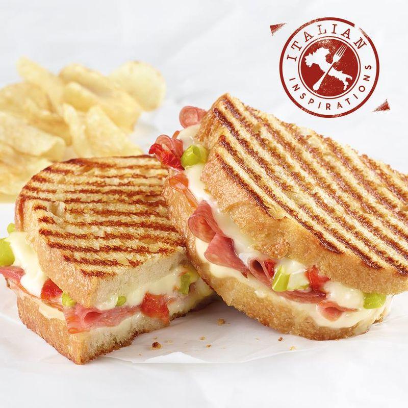 Italian-Inspired Sandwich Menus