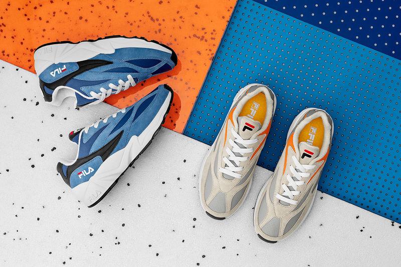 Italy-Inspired Nostalgic Sneakers