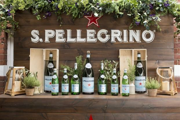Sparkling Water Dining Events