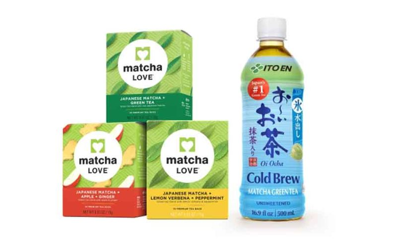 Contemporary Flavor Tea Products