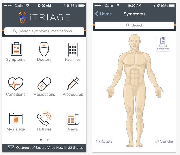 One-Stop Diagnostic Apps