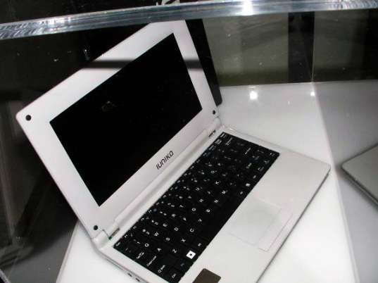 Solar-Powered Netbooks