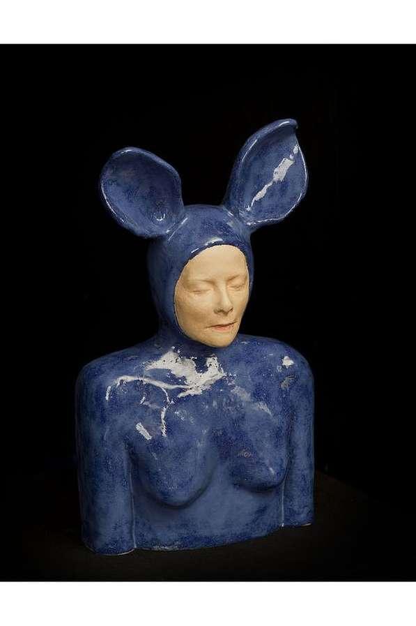 Conceptual Humanimal Sculptures
