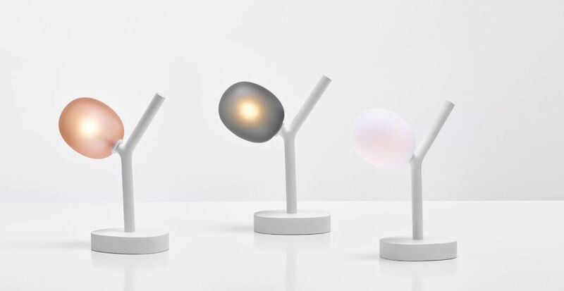 Portable Tree Branch-Like Lamps