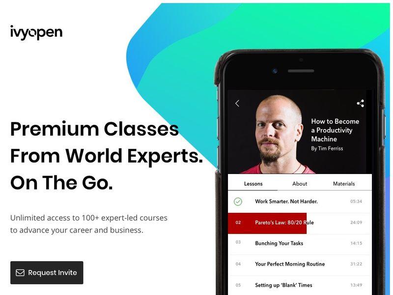 Professional Development Course Apps