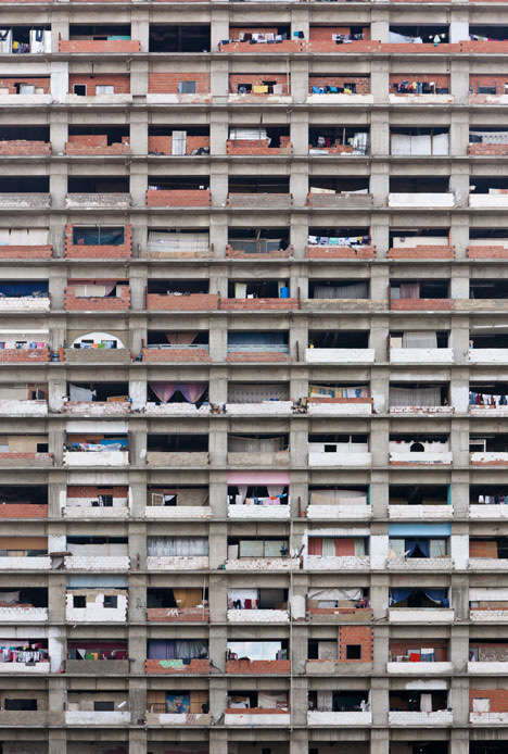 Skyscraper Squatter Captures