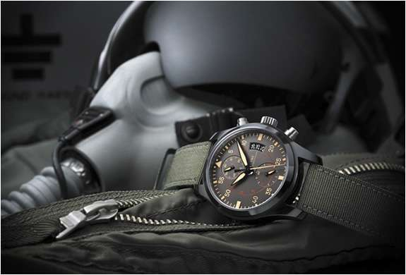 Fighter Pilot Timepieces