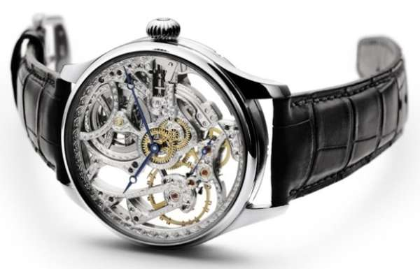 Bare-Bones Luxury Timepieces