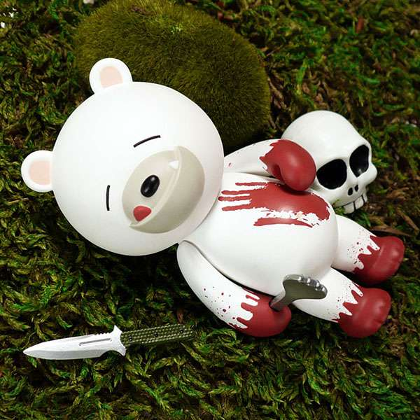 Brutal Toy Teddies