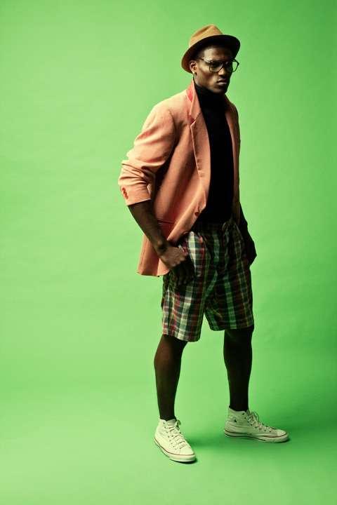 Bright Geeky Fashion