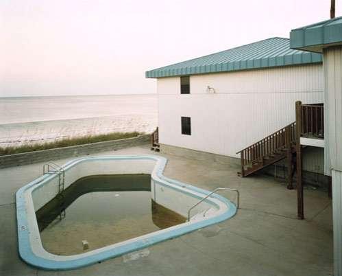 Empty Pool Photography