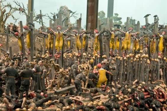 Grim Historical Dioramas