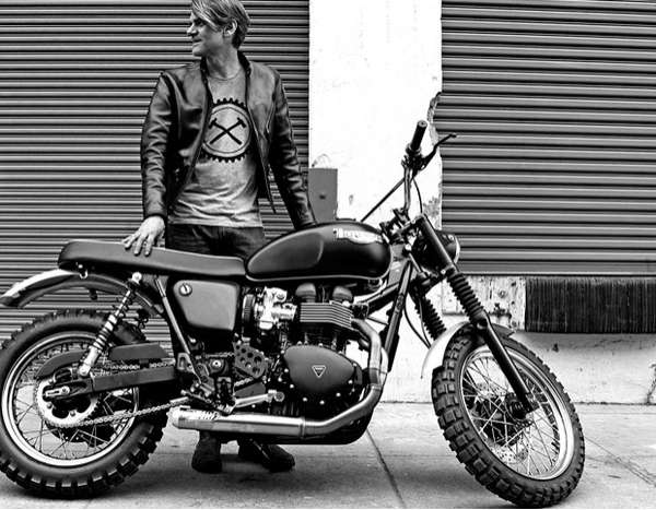 Classic Contemporary Motorcycles