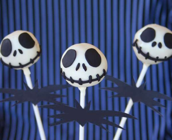 Creepy Cinematic Character Candies