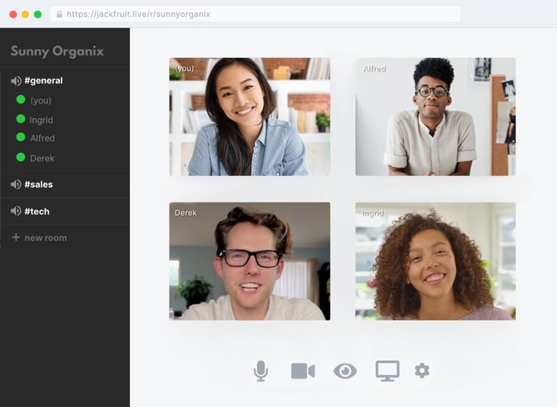 One-Click Video Meeting Apps