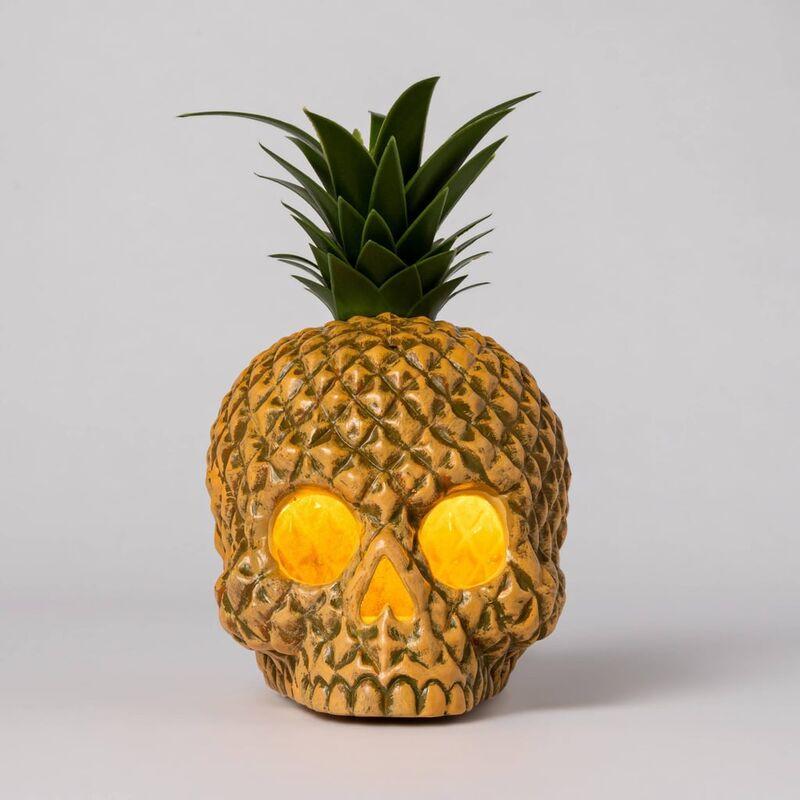 Frighteningly Fruity Halloween Decor