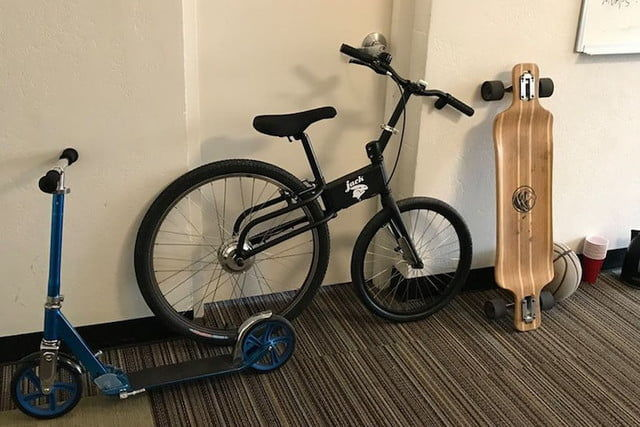 Scooter eBike Hybrids