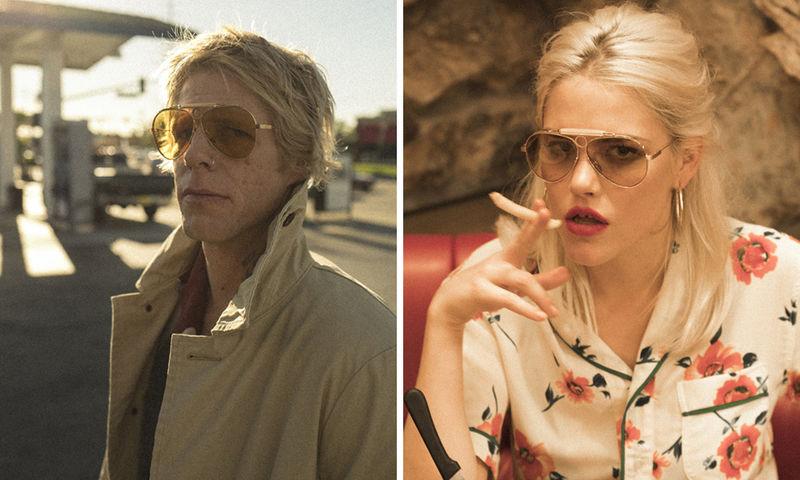 Journalist-Inspired Sunglasses