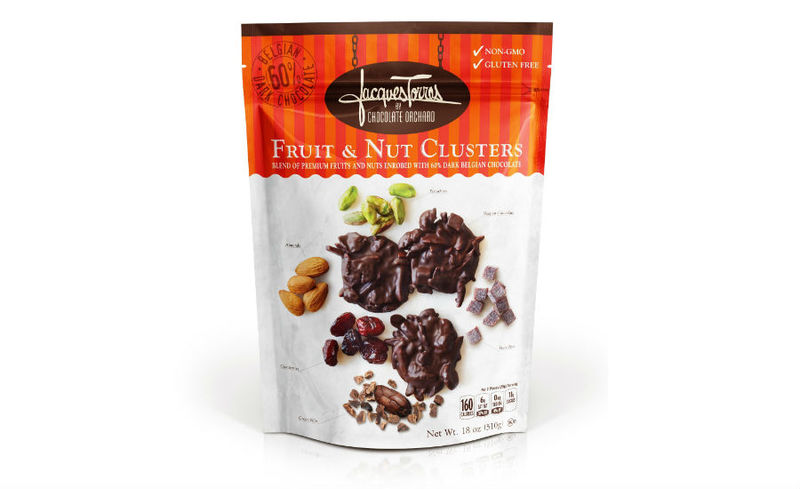 Nutrient-Dense Chocolate Clusters