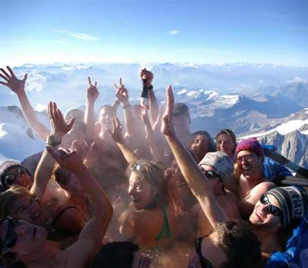 Top of the Alps Jacuzzi