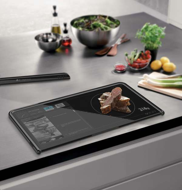 Computerized Kitchen-Cutting Slates