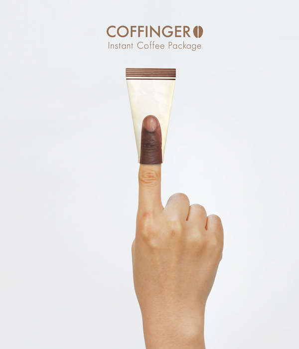 Multifunctional Coffee Packaging