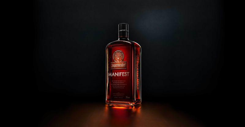 Re-Imagined Iconic Liqueurs