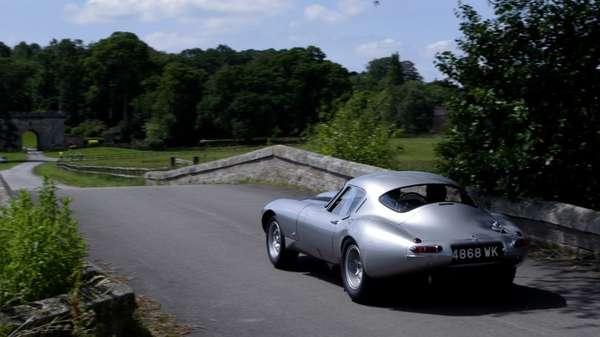 Classic Retro Concept Cars