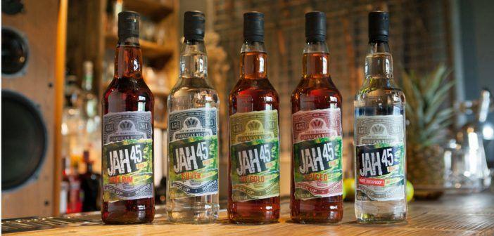 Spirited Jamaican Rums