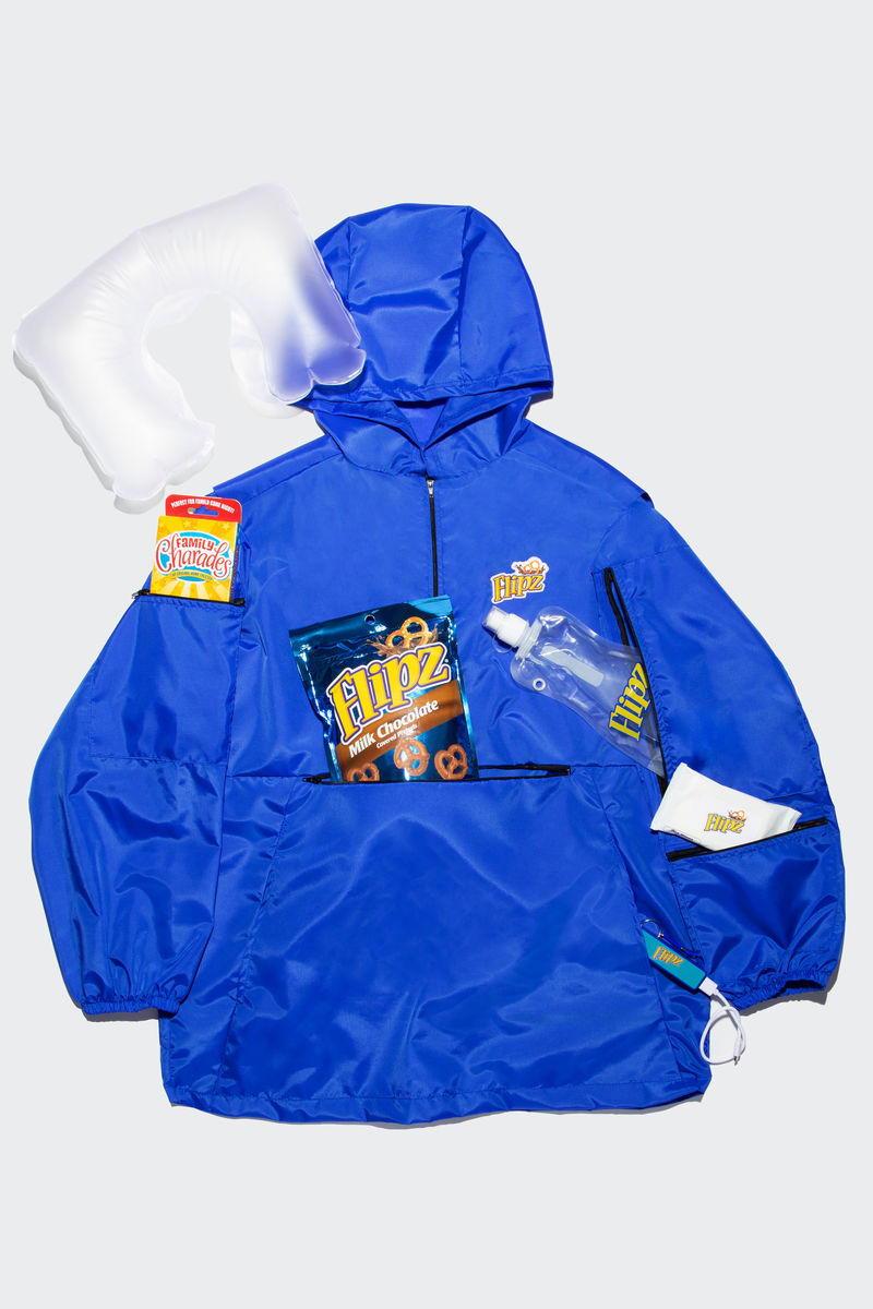 Stealthy Snacking Jackets