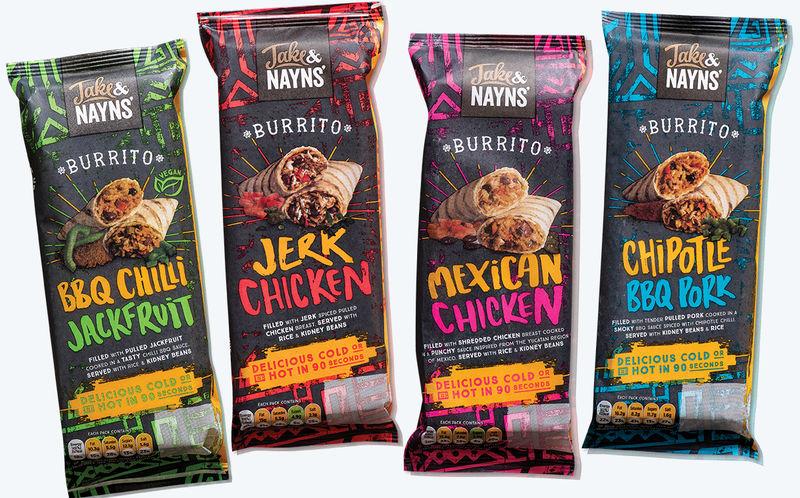 Food Truck-Inspired Burritos