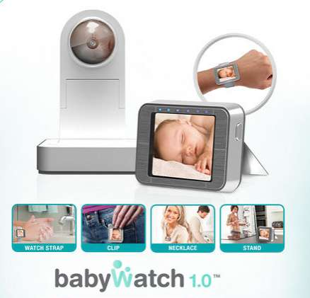 Wearable Infant Monitors