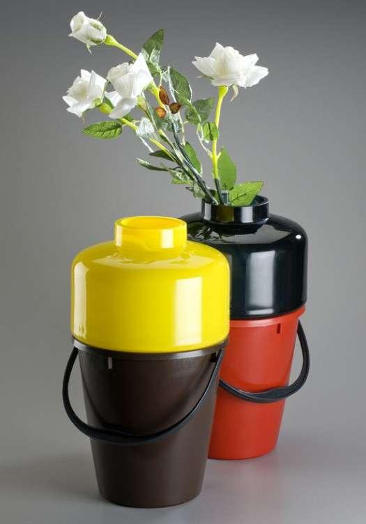 Bucket Vase Hybrids