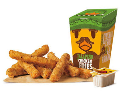 Piquant Chicken Fries