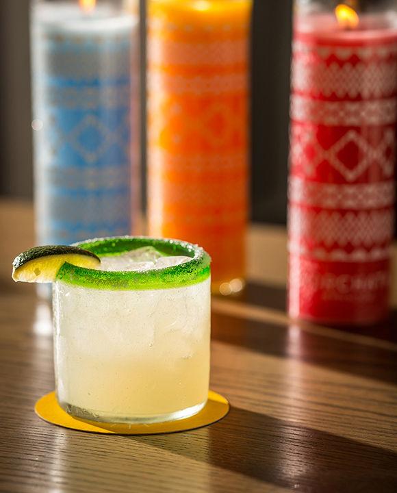 Cucumber-Jalapeno Margaritas