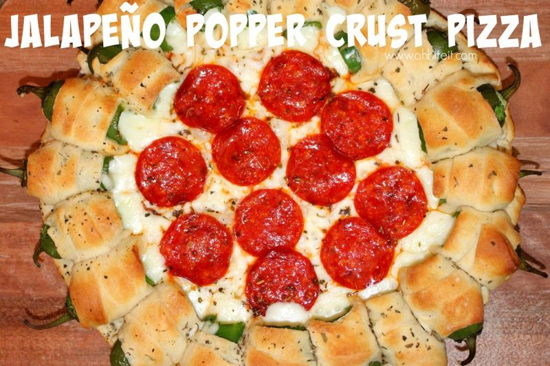 Jalapeno Poppers Pizza Crusts